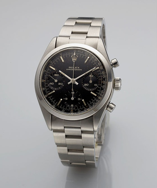 Photo:  Rare James Bond and Paul Newman Rolexes Up for Auction at Antiquorum
