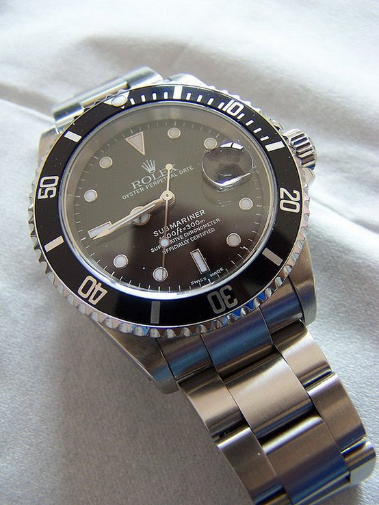 Photo:  Rolex Submariner