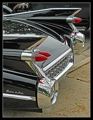 Photo:  '59 Cadillac (rear