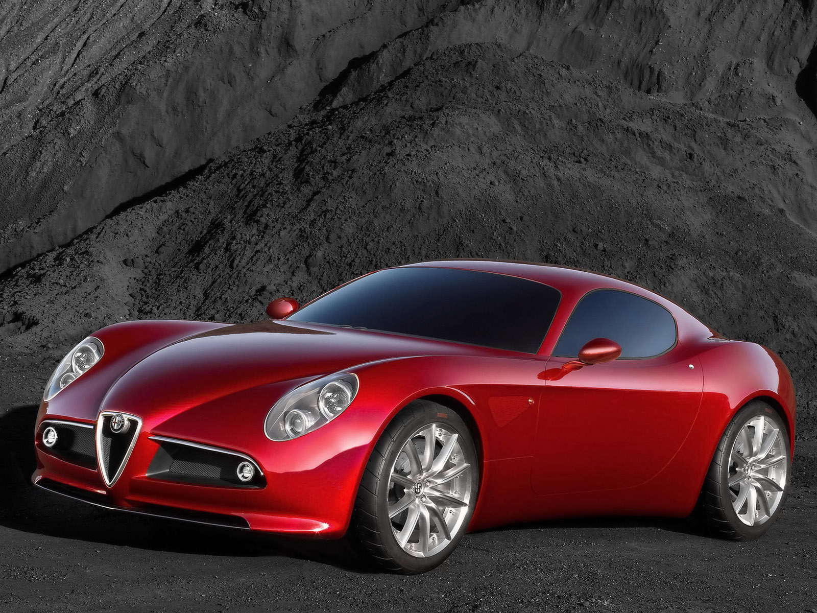 Photo:  Alfa Romeo 4C 3123