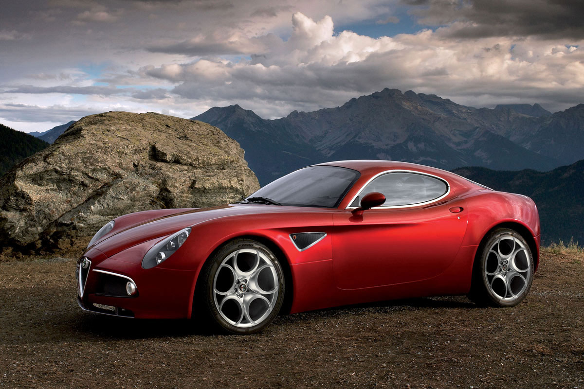 Photo:  alfa romeo 8c