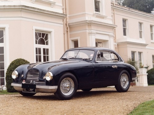 Photo:  1950 Aston Martin DB2