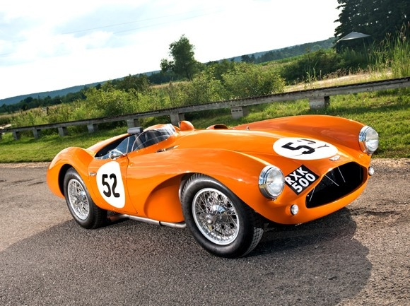 Photo:  1955 Aston Martin DB3S