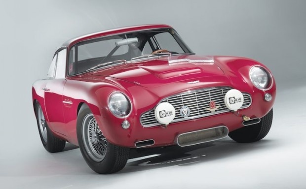 Photo:  1963 Aston Martin DB4 GT1
