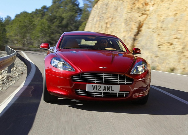Photo:  2010 Aston Martin Rapide 6
