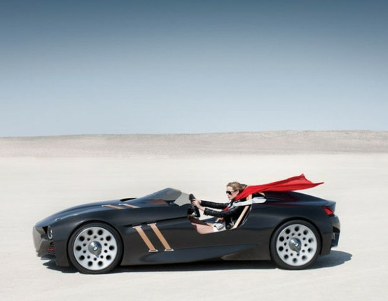 Photo:  BMW 328 Hommage Concept car