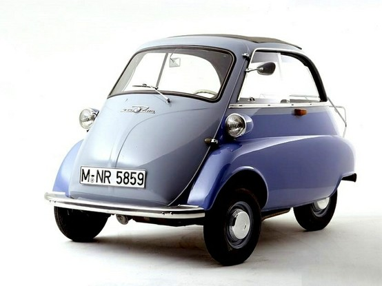 Photo:  BMW Isetta