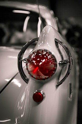 Photo:  detail '58 Chrysler Imperial