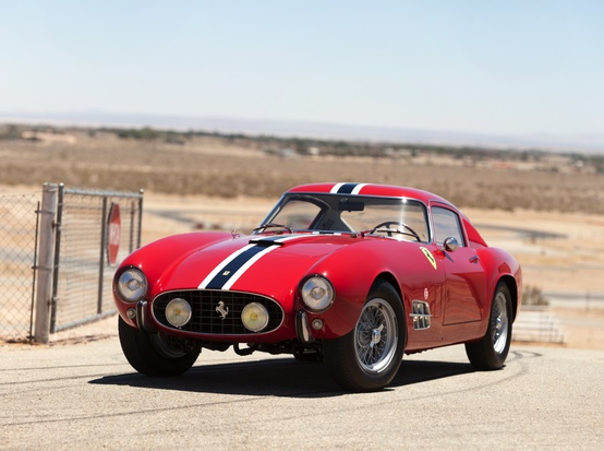 Photo:  1956 Ferrari 250 GT LWB Tour de France