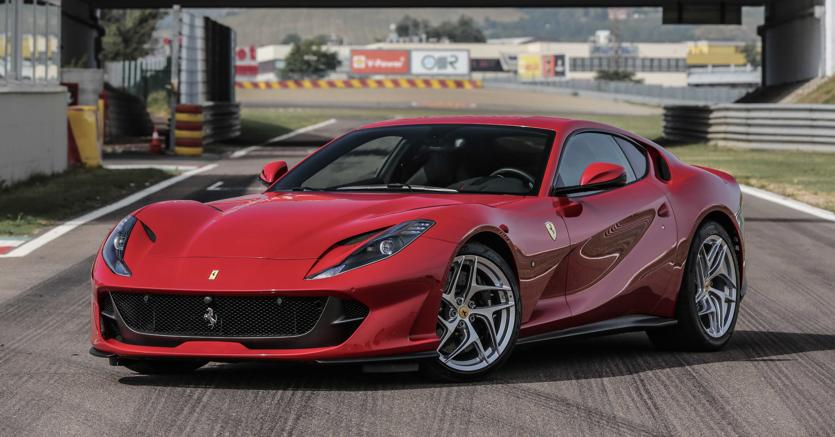 Photo:  Ferrari 812 Superfast 001