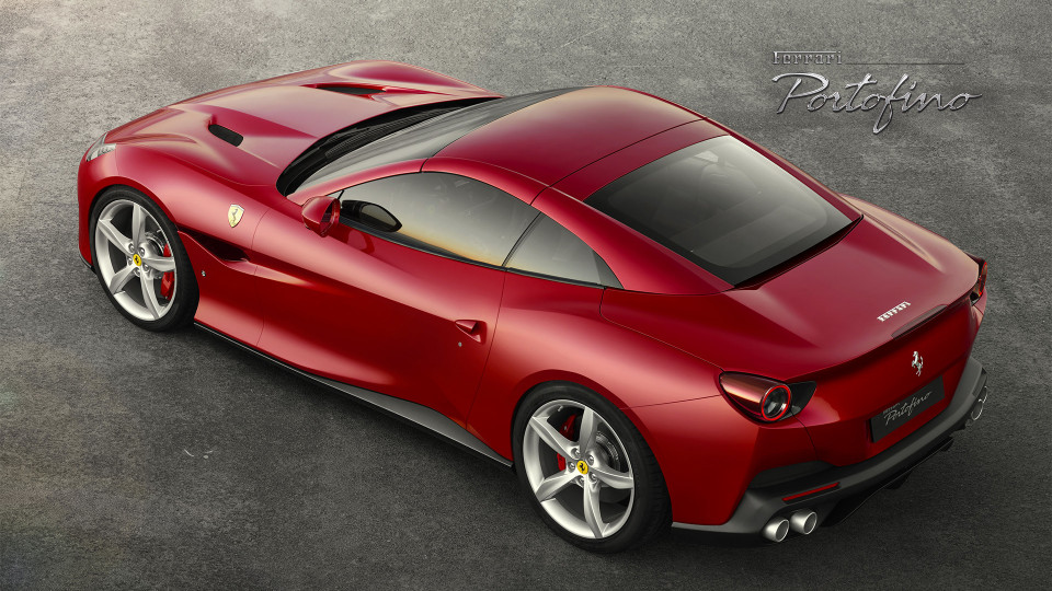 Perfect Ferrari Portofino 06