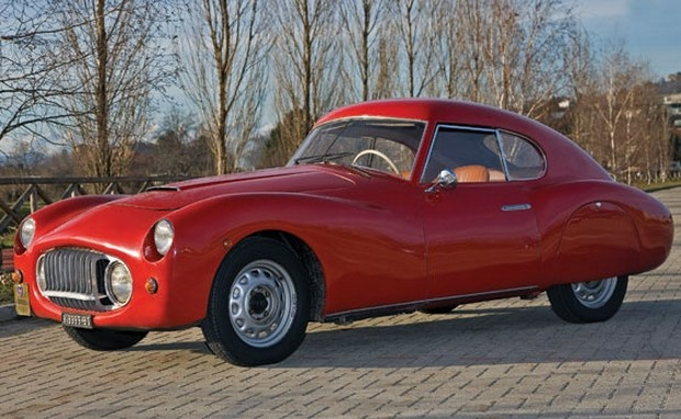 Photo:  1949 Fiat 1100S MM Berlinetta