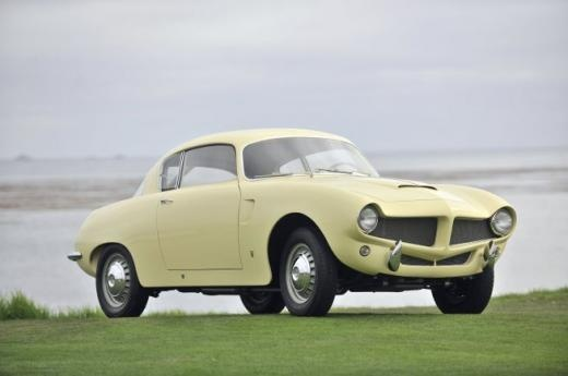 Photo:  1954 Fiat Stanguellini