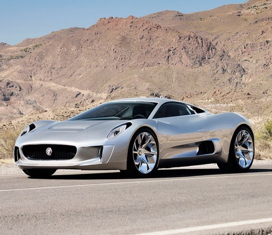Photo:  Jaguar C