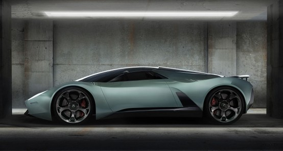 Photo:  Lamborghini Insecta Concept