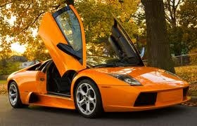 Photo:  Lamborghini Murcielago