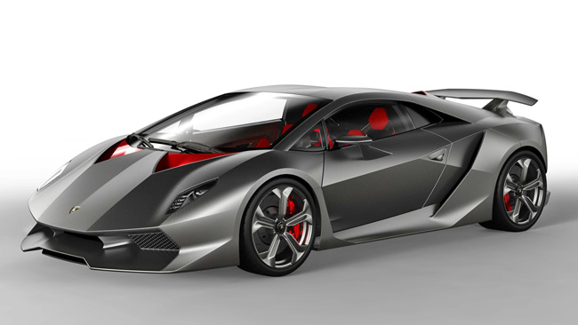 Photo:  Lamborghini Sesto Elemento 01