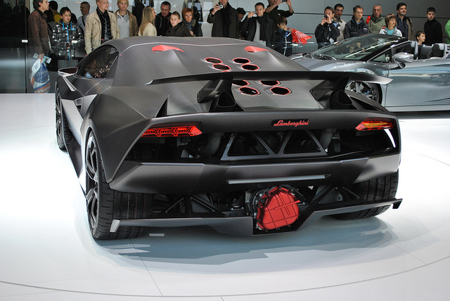 Photo:  Lamborghini Sesto Elemento 03