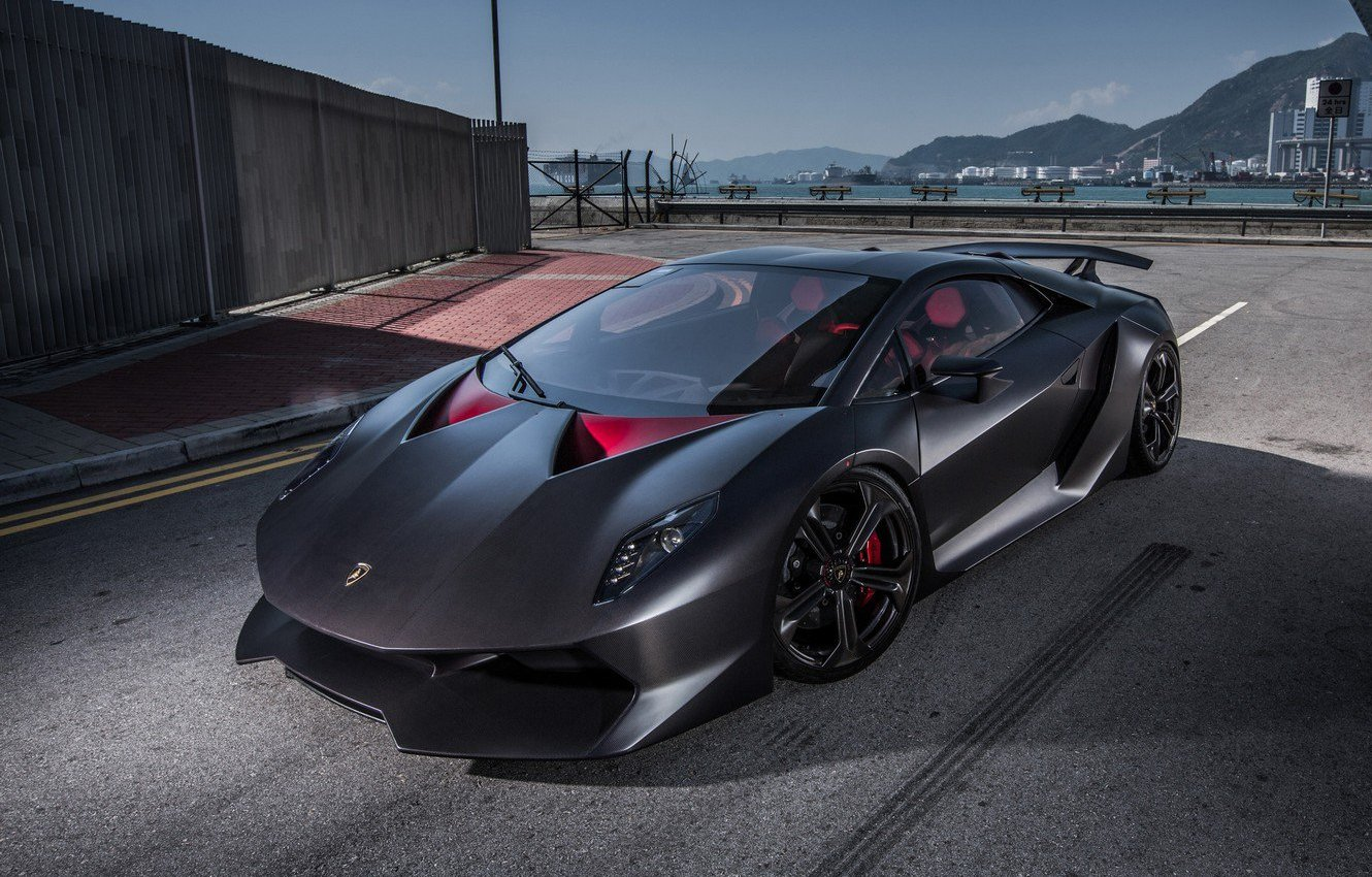 Photo:  Lamborghini Sesto Elemento 05