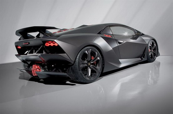 Photo:  Lamborghini Sesto Elemento 06