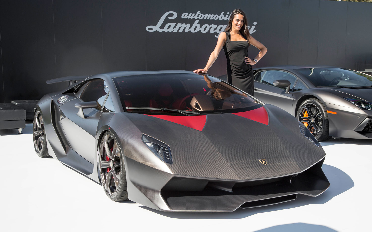 Photo:  Lamborghini Sesto Elemento 10