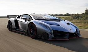 Photo:  Lamborghini Veneno front 2