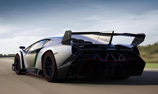 Photo:  Lamborghini Veneno rear 6