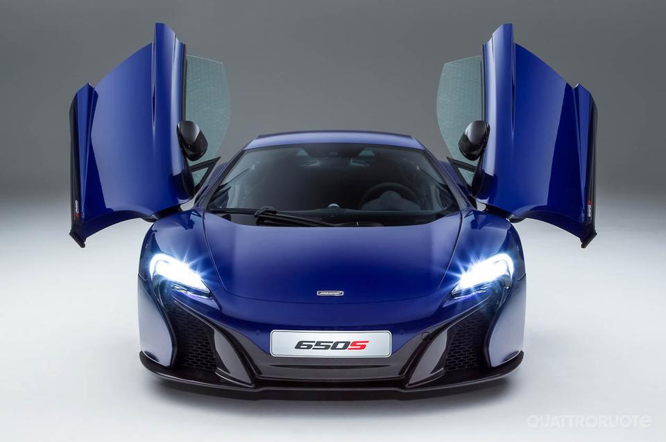 Photo:  mclaren 650s coupe 1