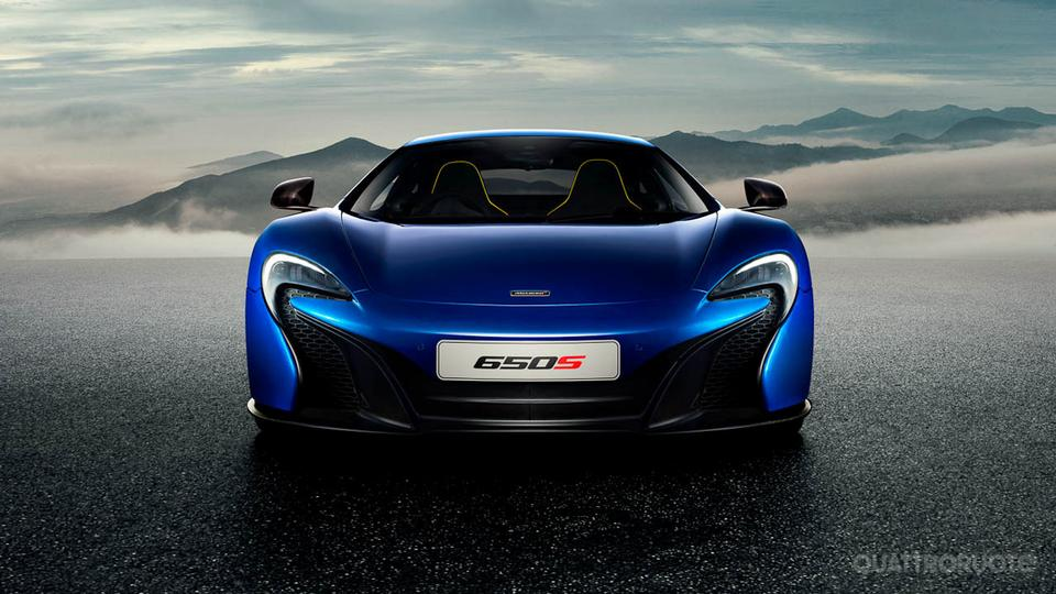 Photo:  mclaren 650s coupe 3