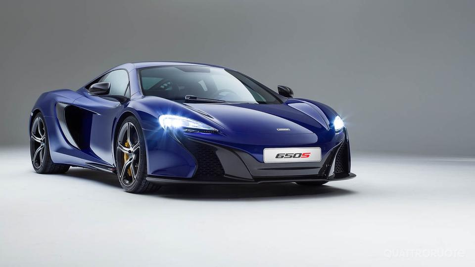 Photo:  mclaren 650s coupe 5