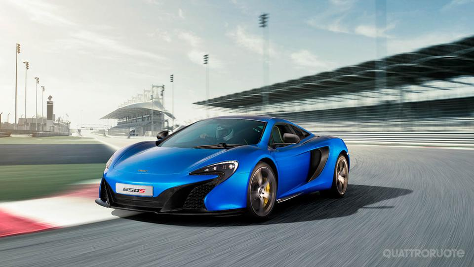 Photo:  mclaren 650s coupe 6