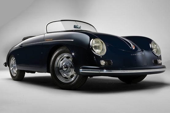 Photo:  1958 Porsche 356A Speedster