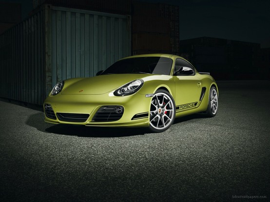 Photo:  2012 Porsche Cayman
