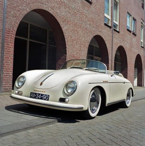 Photo:  Porsche 356 Speedster  2
