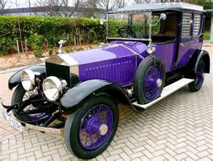 Photo:  1914 Rolls Royce