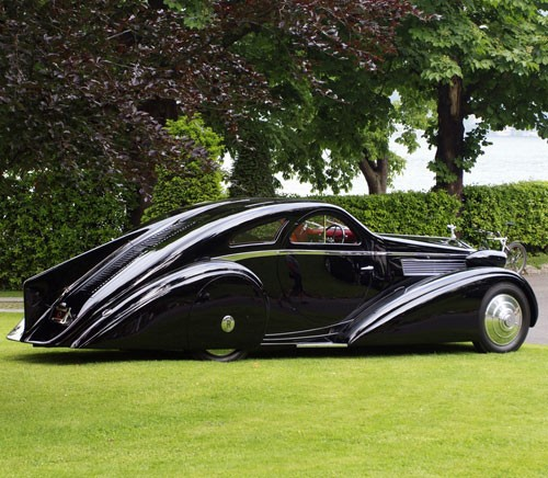 Photo:  1931 Rolls Royce Phantom I Round Door Coupe