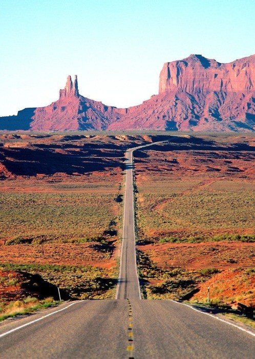 Photo:  arizona_road