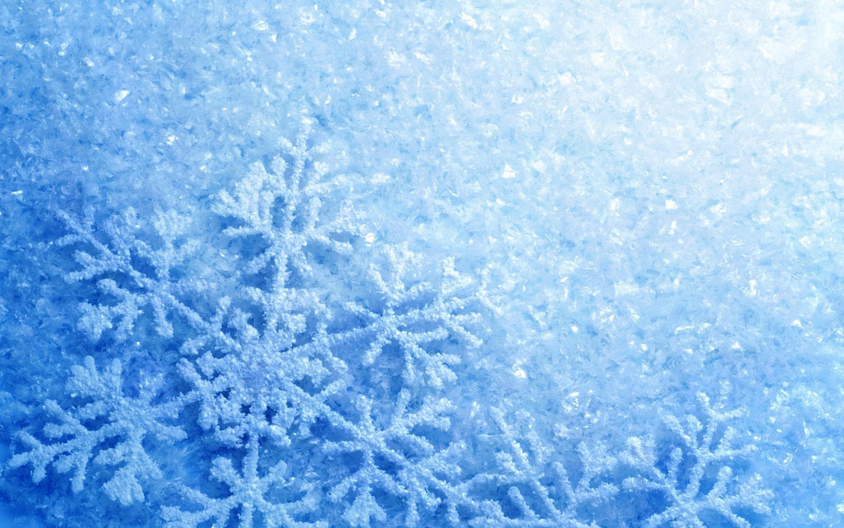 Photo:  1680x1050 Wallpaper cool snowflakes