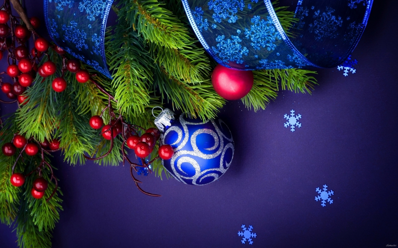 Photo:  Christmas wallpaper 01