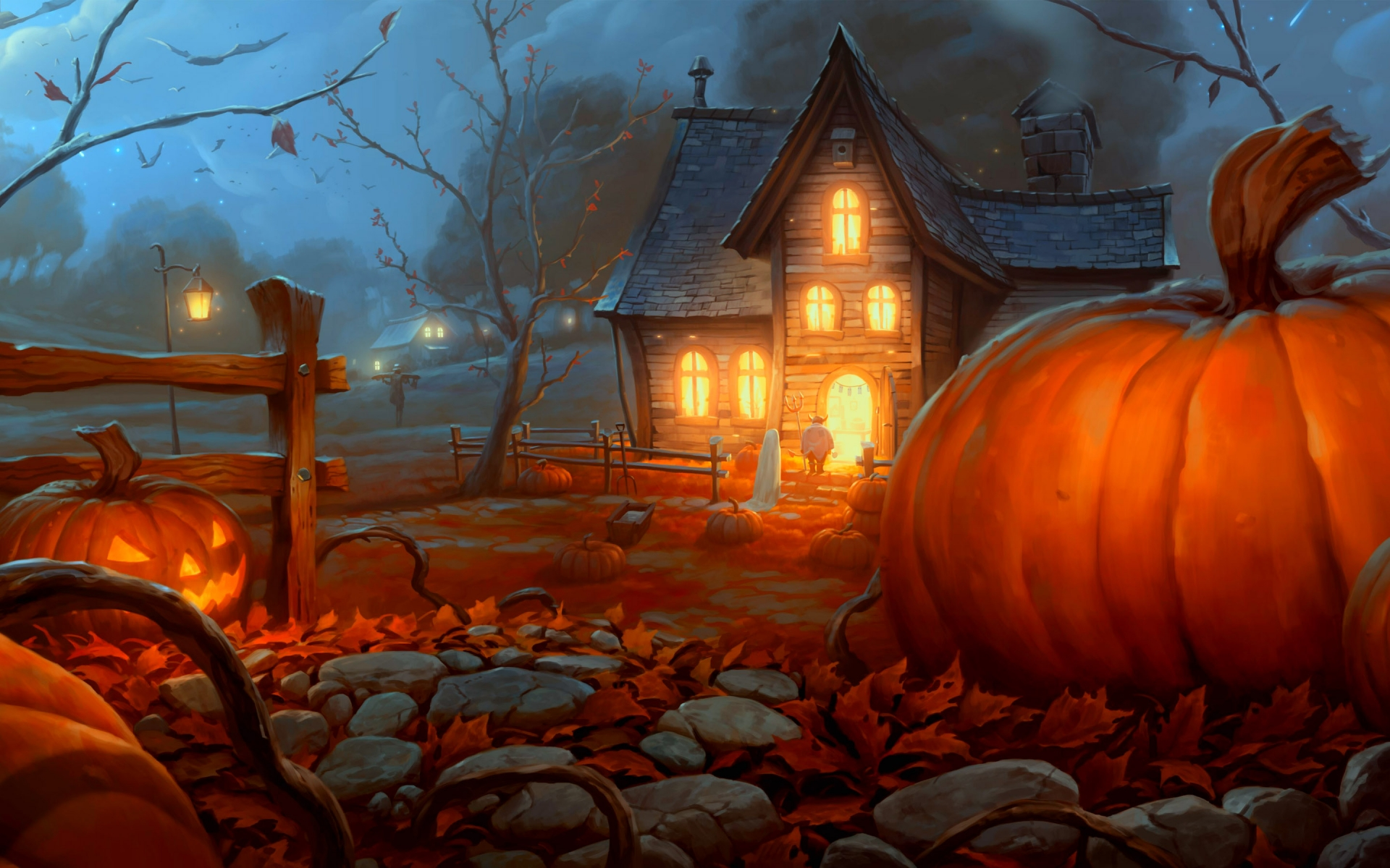 Photo:  halloween wallpaper 006