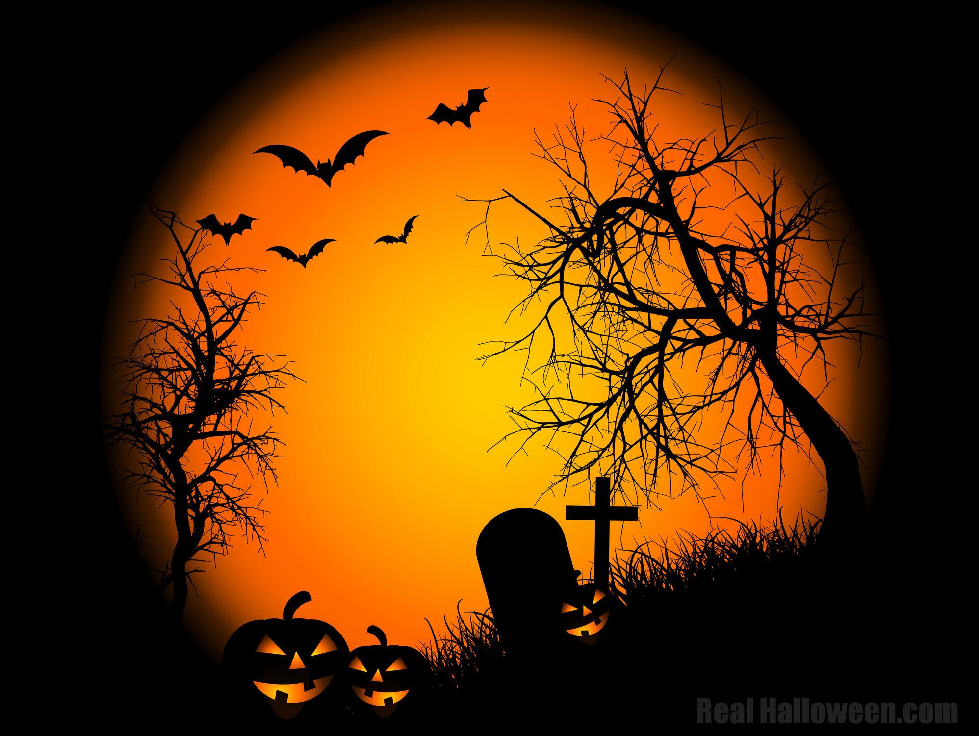PFTW Halloween Wallpaper