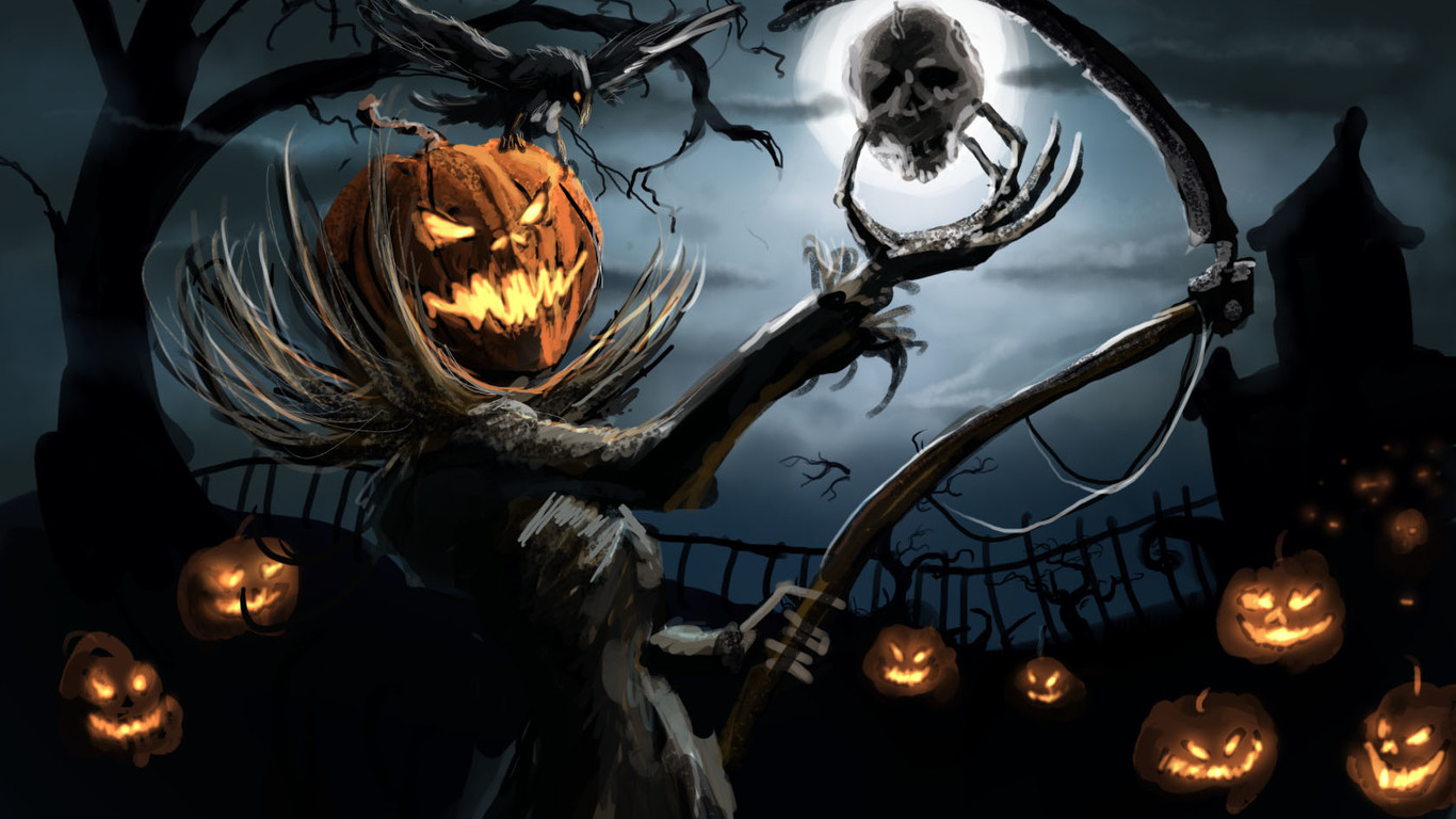 Photo:  halloween wallpaper 012