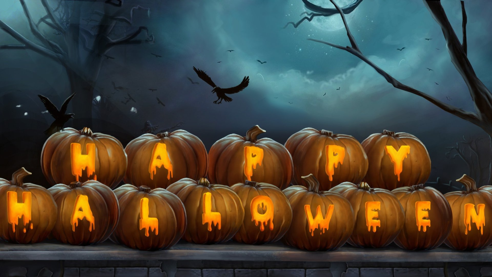 Photo:  halloween wallpaper 014