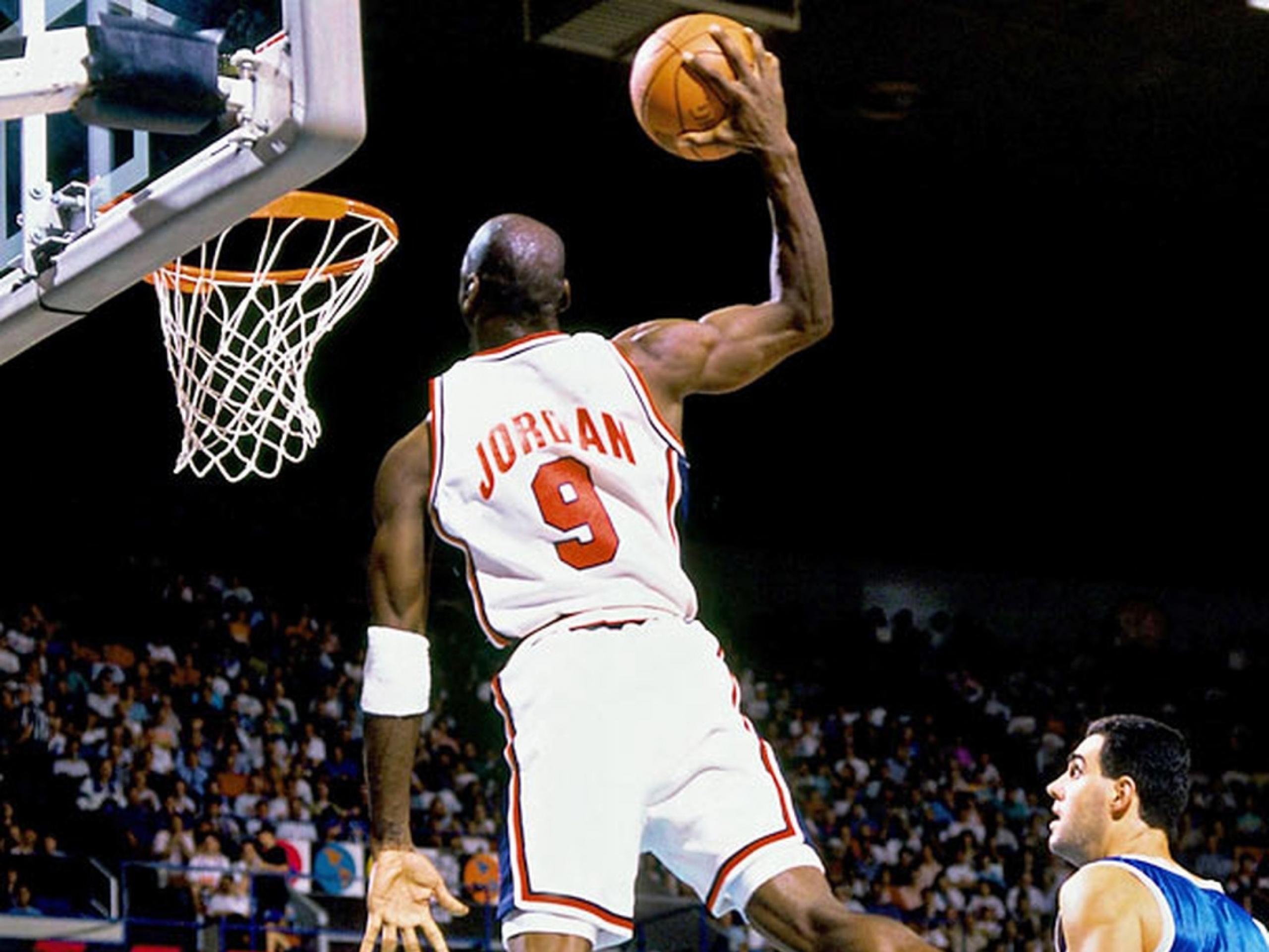 PFTW: Michael Jordan Wallpaper