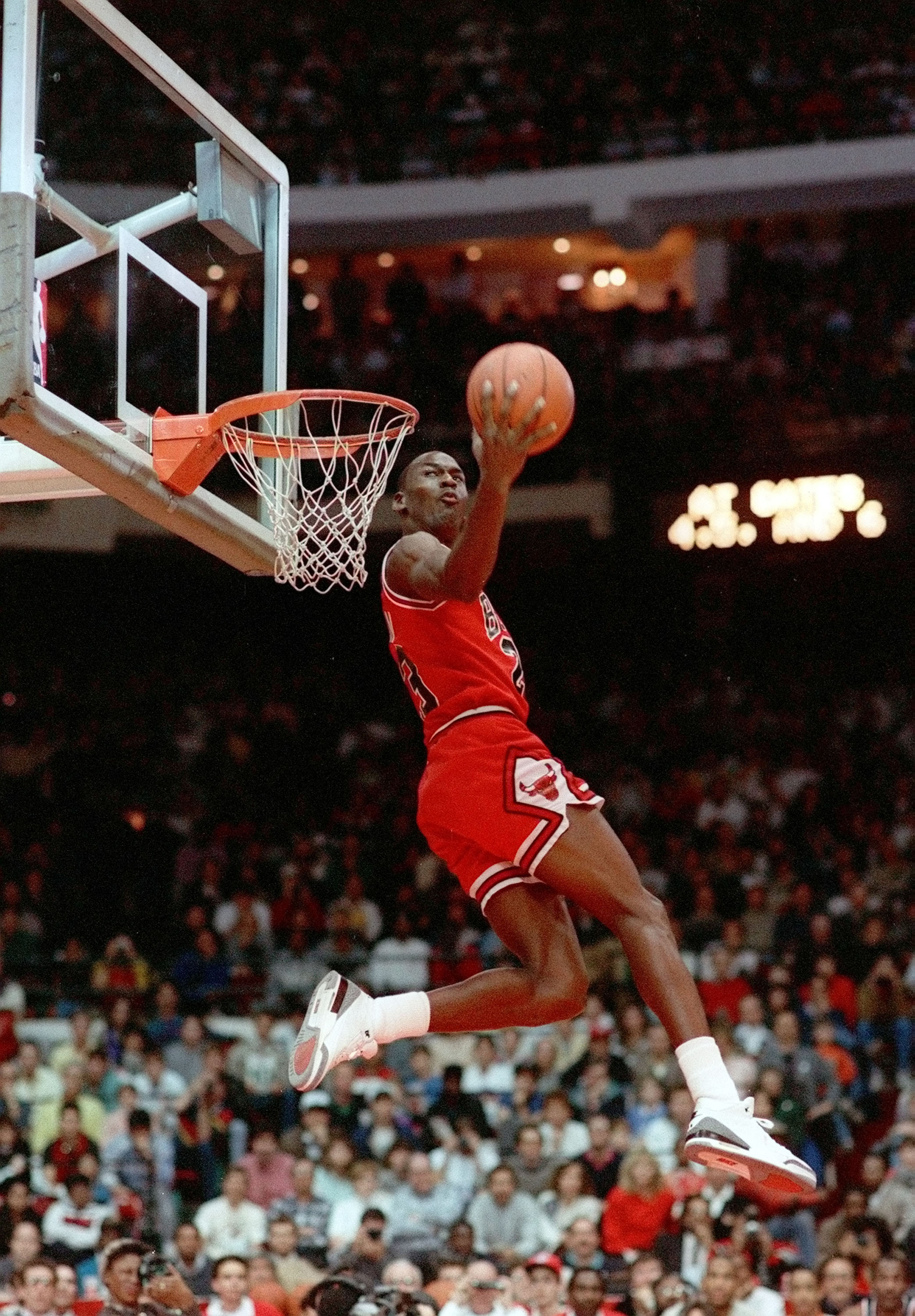 The Sports Spectacle, Michael Jordan, and Nike: Unholy Alliance?