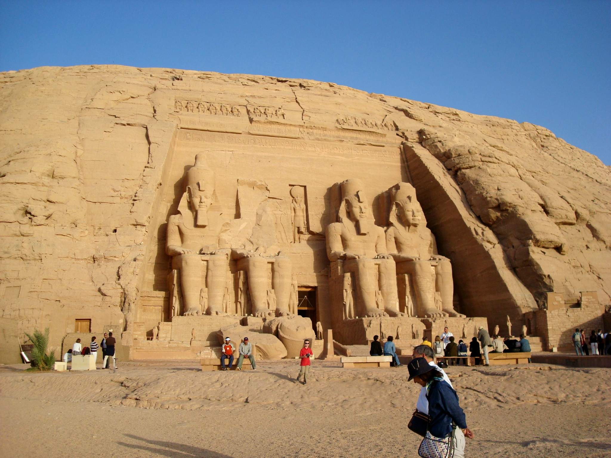 Photo:  Abu Simbel