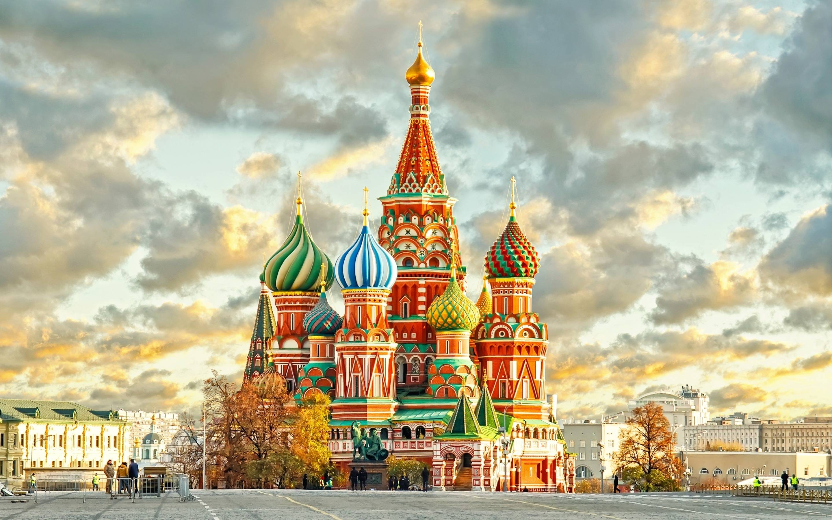 Photo:  Moscow Wallpaper 002