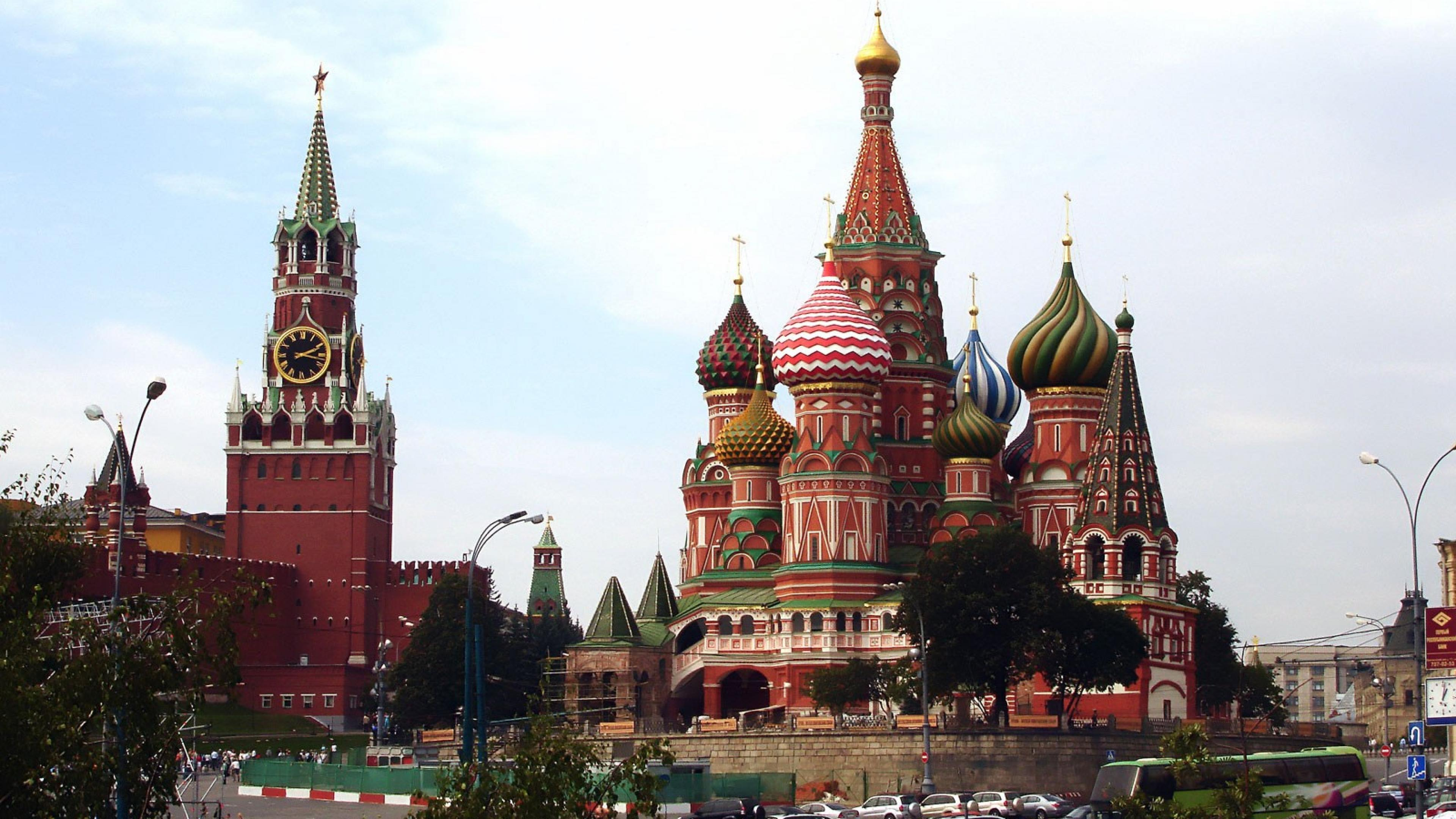 Photo:  Moscow Wallpaper 02