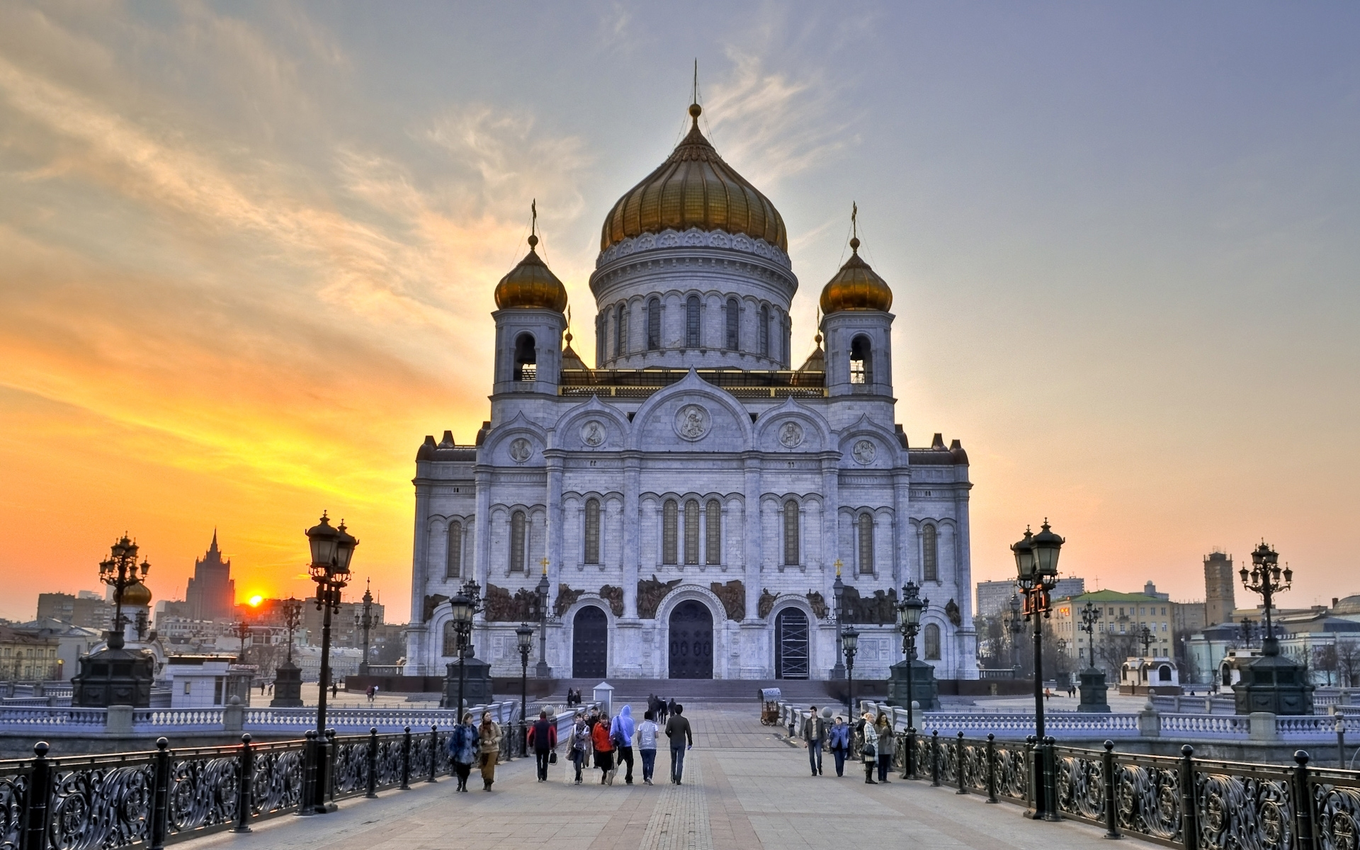 Photo:  Moscow Wallpaper 03
