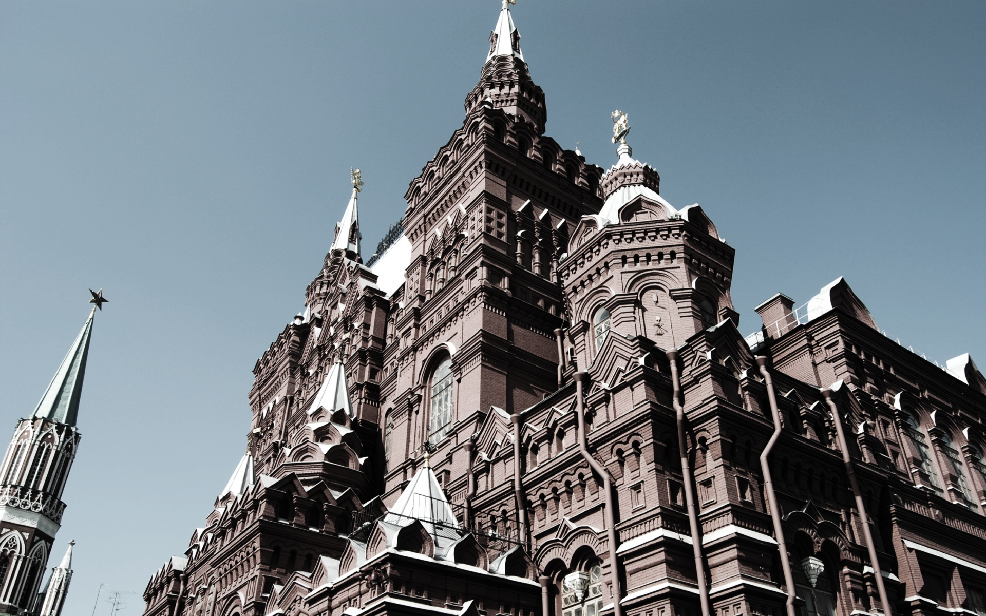 Photo:  Moscow Wallpaper 05